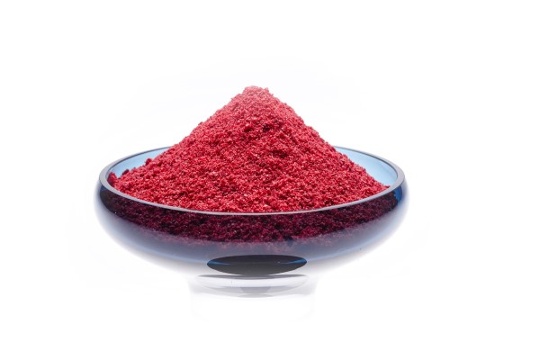 Wild cranberry powder with honey